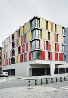 Galeria - Conjunto habitacional em Granollers / ONL Arquitectura - 61