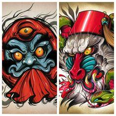David Tevenal - Tattooer