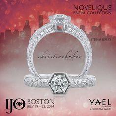 #boston #ijo #yaeldesigns #engagement #bridal #jewelry #christinehuber