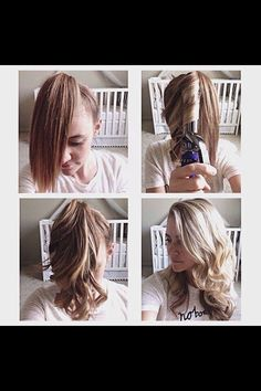 I love this method! it actually works very good with my hair!!!!!!