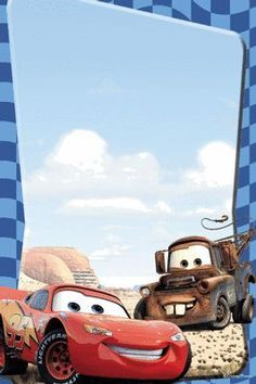 Billede: Jhonrey turning 7 April 2019 4 PM At shinevile residence Cars Birthday Invitations, Birthday Clipart, Invites, Disney Cars Party, Disney Cars Birthday, Car Themed Parties, Cars Birthday Parties, Happy Birthday, Auto Party