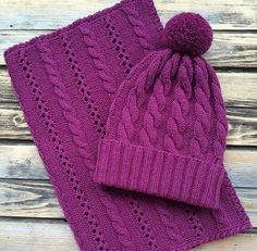 Basic Crochet Beanie Pattern, Crochet Basics, Crochet Winter, Knitting Magazine, How To Start Knitting, Crochet Yarn, Beanie Hats, Baby Knitting, Knitted Hats