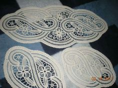 Lace Knitting, Knit Crochet, Romanian Lace, Needle Lace, Asd, Decoupage, Projects To Try, Pattern, Hardanger