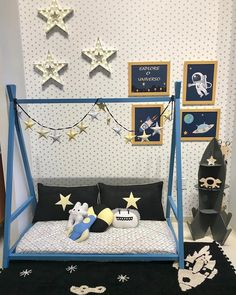Kids Bedroom, Bedroom Decor, Wood Toys, Kid Beds, Baby Decor, Baby Room, New Baby Products, Toddler Bed, Nursery