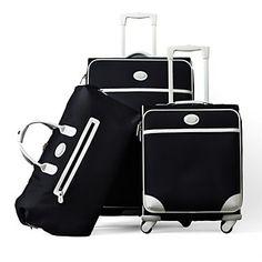 Brics Pronto luggage collection, navy