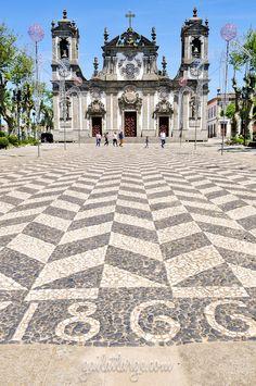 Igreja do Bom Jesus de Matosinhos by Gail At Large, Portugal