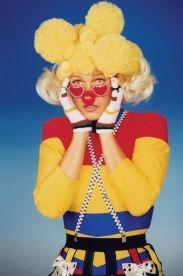 Palhacinha do programa Xuxa no Mundo da Imaginação