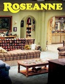 Roseanne - Click image to find more Film, Music & Books Pinterest pins