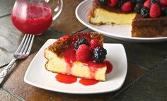 Low Carb Himbeer-Vanille Cheesecake - Sweathearts