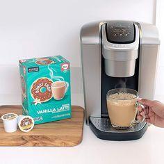 Coffee Pods, Coffee Latte, Coffee Maker, Best K Cups, Donut Shop, Dark Roast, Vanilla Flavoring, Coffee Roasting, Keurig