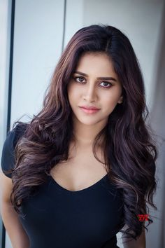 Actress Nabha Natesh: Telugu Movies, Age, Photos,Pics,Stills Beautiful Girl Indian, Most Beautiful Indian Actress, Beautiful Girl Image, Beautiful Bollywood Actress, Beautiful Actresses, Beauty Full Girl, Beauty Women, Bridal Hair Buns, Thing 1