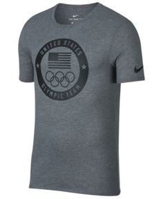 e5465b623e0a1 Nike Men's Olympics Dri-FIT Logo T-Shirt & Reviews - Sports Fan Shop By  Lids - Men - Macy's