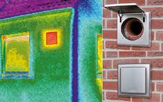 Homeplaza - Abluftleistung verbessern, Energieverlust minimieren - Tuning für den Mauerkasten