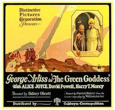 The Green_Goddess_FilmPoster
