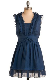 I like it, but think it would look better as a spring/summer dress rather than just a top.