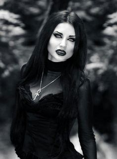 Goth cosmetics