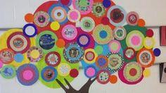 trendy tree artwork for kids bulletin boards Classroom Tree, Classroom Design, Classroom Decor, Classroom Organization, School Displays, Classroom Displays, Library Displays, Door Displays, Tree Artwork