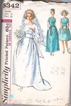magazines and patterns vintage wedding dresses