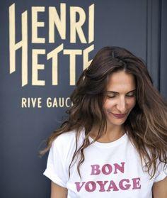 Hôtel Henriette Paris- Vanessa Scoffier - Designer