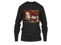 LENARA Shop - shirts, hoodies and gifts.  Gildan 6.1oz Long Sleeve Tee $25.99 The print - Disc Jockey.  GO TO STORE  https://teespring.com/disc-jockey-2017#pid=11&cid=360&sid=front