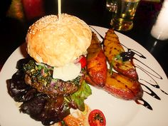 Duke's Burgers, Greenside (Getaway's pick for No. 1 burger in Jozi) Best Burger Restaurants, Good Burger, Food Places, Cape Town, Burgers, South Africa, Hamburger, Ethnic Recipes, Style
