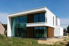 Haacht, Vlaams-Brabant, Eengezinswoning alleenstaand, Nieuwbouw, Compact, BEN-gebouw