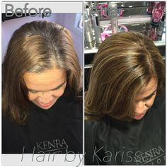 Haircut, color, highlights, grey coverage, honey highlights, blonde hair, light brown, long hair, layers, blow out, blow dry, Kenra color, long hair, long layers