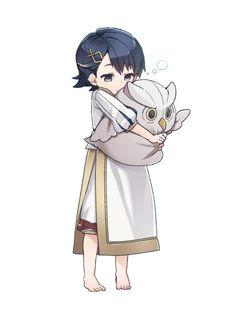 Naps are the best medicene Fire Emblem Awakening, Cute Anime Character, Kid Character, Character Design, Creepypasta Anime, Kawaii Anime Girl, Kawaii Art, Fire Emblem Games, Fire Emblem Characters