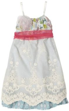 style of dress for little girls?