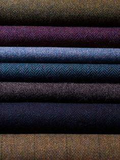 Buy Eco-friendly tweed fabrics here.
