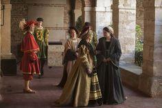 Carlos y Leonor se llevan a Catalina de Tordesillas