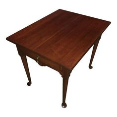 Beautiful End Table In Cherry Wood Made By The Reputable Pennsylvania House  Furniture Drawer.