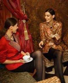 Clothing Brand Jacket Coat Trench Cape Red Leather, Leather Jacket, Trench, Cape, Clothing, Jackets, Collection, Fashion, Studded Leather Jacket
