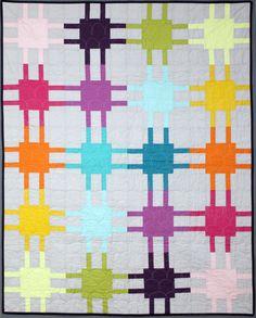 ~free pattern~ Mod Circuitry by Elizabeth Dackson