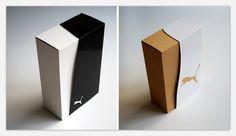 Cardboard Shoebox packaging