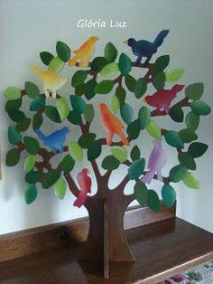 Artes e manias da Glória: Árvore da vida