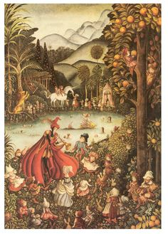 The Pied Piper of Hamelin, retold by Sara and Stephen Corrin, 1988 Errol Le Cain