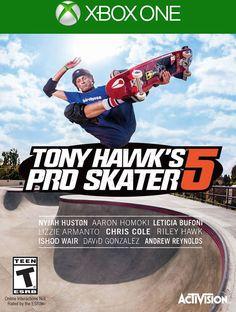 Tony Hawk's Pro Skater 5 - Xbox One, Multi, 77068