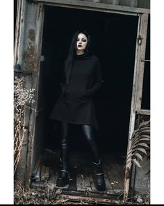 Model/MUA: kostadinovWelcome to. Dark Beauty, Gothic Beauty, Darya Goncharova, Gothic Steampunk, Black Heart, Outfit Of The Day, Most Beautiful, Street Wear, Street Style