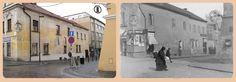 ulice Kutnohorská - Rubešova