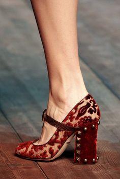 En Güzel Bayan Ayakkabıları - Milano 2014 Sonbahar