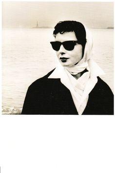 Isabella Rossellini  by Anton Corbijn. 1993