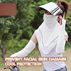 Protect yourself from virus, dust, pollen and pollutants with this Reusable Outdoor Face Cover Scarf. Available in elegant colors, this scarf will be your go to with any color dress of your choice.  Material: Chiffon Size:One size Occasion: any occasion Season: Four Seasons Applicable: men and women of any age Package Content:    1PC Clothing Hacks, Teacher Outfits, Dressmaking, Diy Fashion, Machine Embroidery, Sewing Patterns, Sewing Projects, Four Seasons, Women Wear