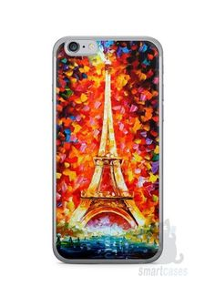 Capa Iphone 6/S Torre Eiffel #3
