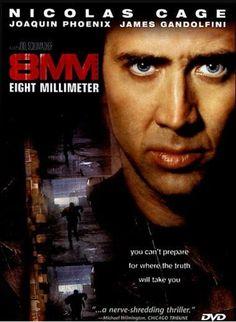 #Netflix 8 mm with Nicolas Cage