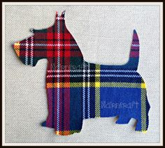 Hi,  Please Note That Photo does not do the fabric justice,  This is for 1 piece ( 1 Dog ) of Sc02.Multi-Coloured Tartan, Woven Lightweight Wool