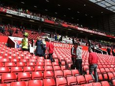 """Head of security firm takes """"full responsibility"""" for Old Trafford 'bomb' blunder"""