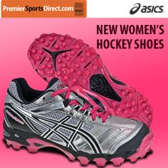 ASICS GEL-LETHAL MP5 Women's Hockey Shoes Womens Black