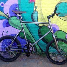 Trail, Bicycle, City, Vehicles, Veils, Bicycles, Cute, Bike, Bicycle Kick