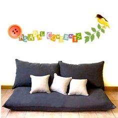 dekorative Wand-Aufkleber